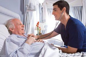 помощь пожилым людям центра после инсульта