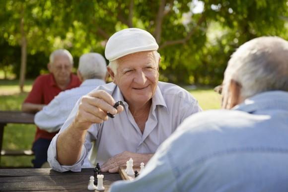 досуг для пожилых людей
