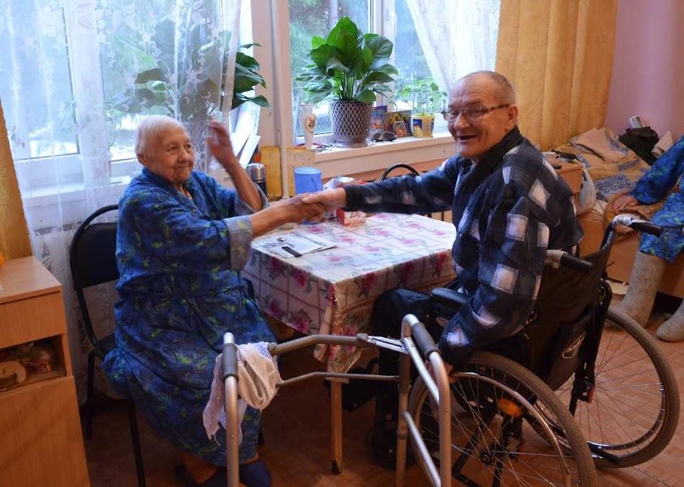 санаторий для инвалидов на коляске