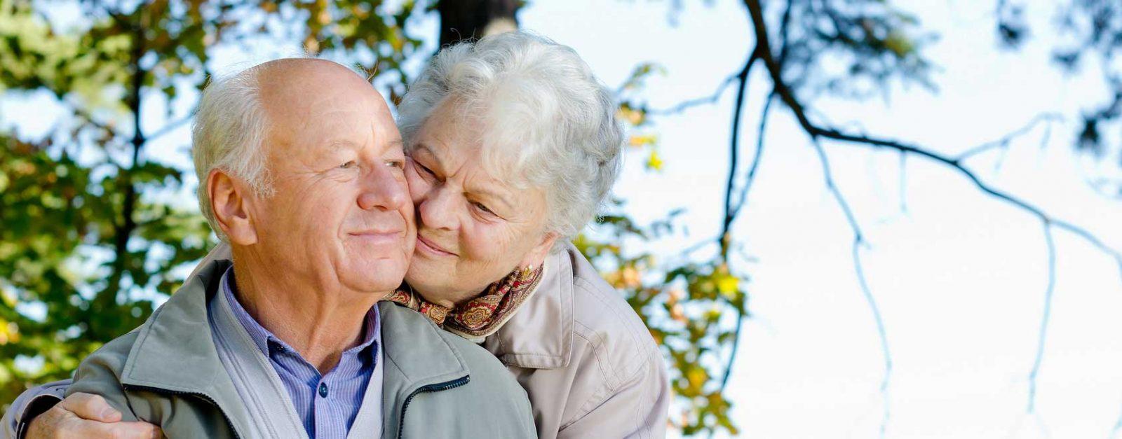 отдых в доме престарелых
